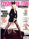 COSMOPOLITAN MAGAZINE POLAND - BUNNY GIRL COVER (MAY  2015)